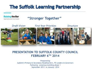 The Suffolk Learning Partnership