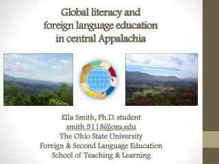 Global literacy and foreign language education  in central Appalachia