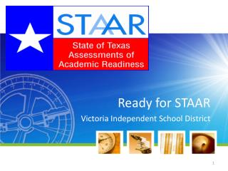 Ready for STAAR Victoria Independent School District