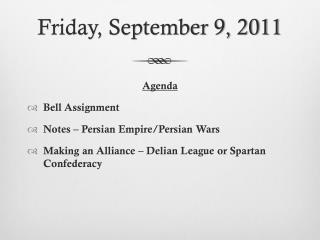 Friday, September 9, 2011