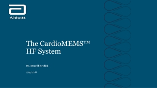 ACC Heart Failure Guidelines Slide Deck