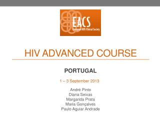 HiV  advanced course