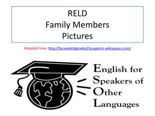 RELD  Family Members Pictures