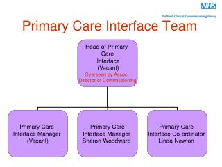 Primary Care Interface Team