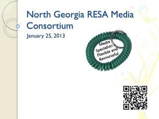 North Georgia RESA Media Consortium