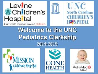 Welcome to the UNC Pediatrics Clerkship