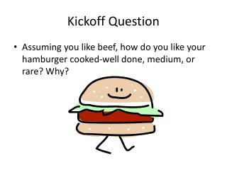 Kickoff Question