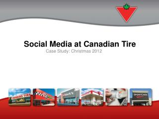 Social Media at Canadian Tire