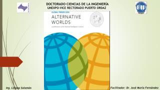 DOCTORADO CIENCIAS DE LA INGENIERÍA  UNEXPO-VICE RECTORADO PUERTO  ORDAZ