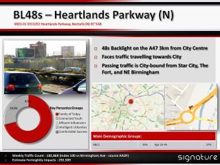 BL48s – Heartlands Parkway (N)