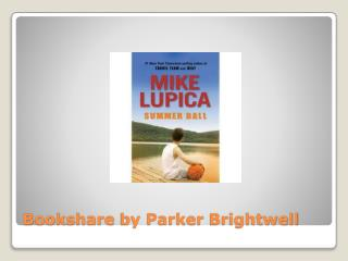 Bookshare  by Parker  Brightwell