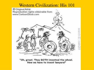 Western Civilization: His 101