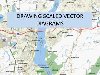 DRAWING SCALED VECTOR DIAGRAMS