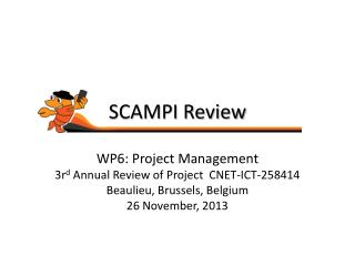 SCAMPI Review