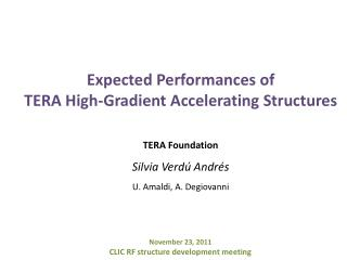 TERA  Foundation