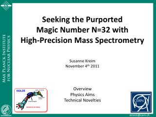 Seeking the Purported Magic Number N=32 with High-Precision Mass Spectrometry