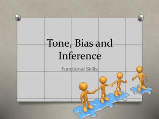 Tone, Bias and Inference