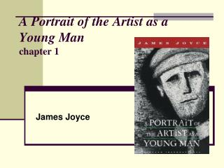 A  Portrait of the Artist as a Young  Man chapter 1