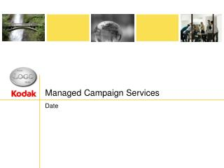 Managed Campaign  Services