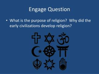Engage Question
