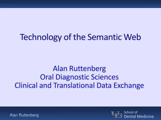 Technology of the Semantic Web