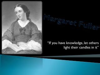 Margaret Full er