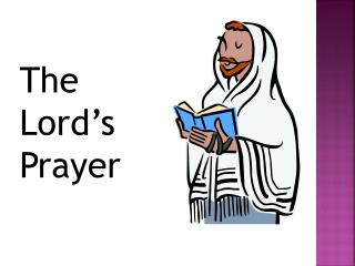 The  Lord�s  Prayer