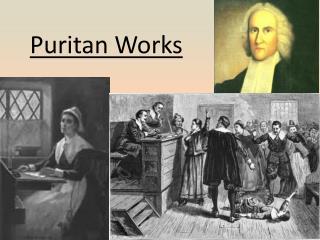 Puritan  Works