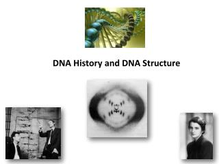 DNA History and DNA Structure