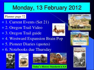 Monday, 13 February 2012