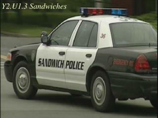 Y2.U1.3 Sandwiches