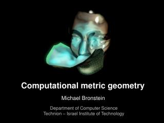Computational metric geometry