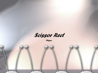 Scissor  Rect