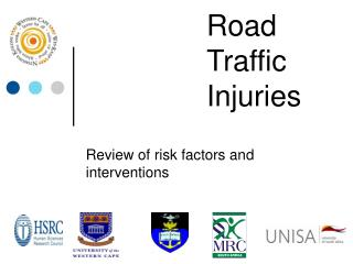 Road Traffic Injuries