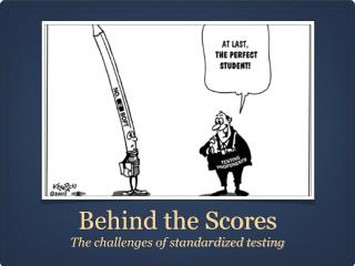 Behind the Scores