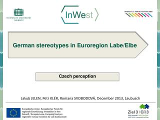 German stereotypes  in Euroregion  Labe / Elbe