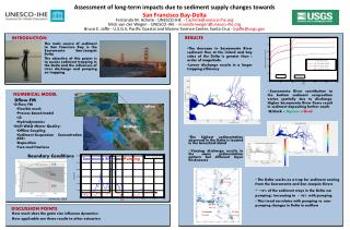 Assessment of long-term impacts due to sediment supply changes towards San Francisco Bay-Delta