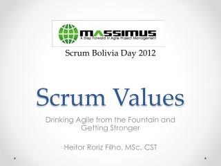 Scrum Values