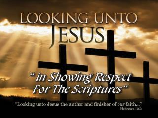 Hebrews 12:1-3 (NKJV)