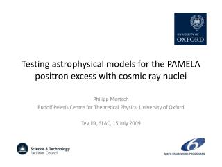 Testing astrophysical models for the PAMELA positron excess with cosmic ray nuclei