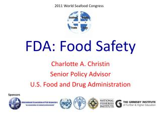 FDA: Food Safety