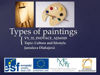 Types of paintings