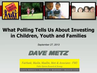 No matter what the issue, voters are most motivated by helping children.