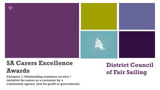 District Council of Fair Sailing