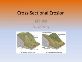 Cross-Sectional Erosion