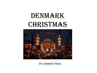 Denmark Christmas