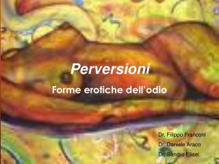 Perversioni