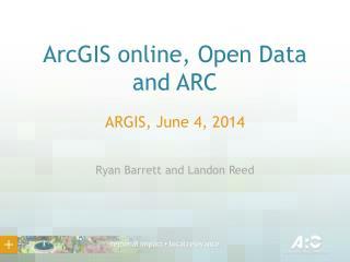 ARGIS, June 4, 2014