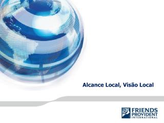 Alcance  Local,  Vis�o  Local