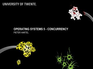 Operating Systems 5 - Concurrency